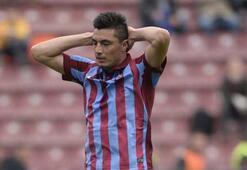 Trabzonsporda Cardozo şüpheli Erkan maskeyle