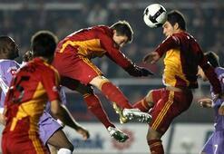 Galatasaray:3 Hacettepe:1