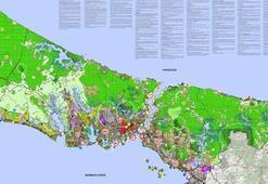 İstanbulda arazi mülkiyetinin yüzde 10u askeri alanlar