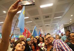 Jamala konser için İstanbulda