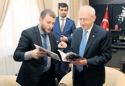 'Kılıçdaroğlu bizi çok sıcak karşıladı'