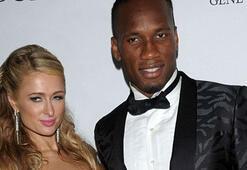 Drogba ve Paris Hilton kırmızı halıda...
