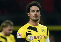 Hummels, Dortmundta kalacak