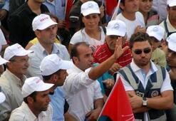 Bingölde Kılıçdaroğlu protestocusunun kimliği belirlendi
