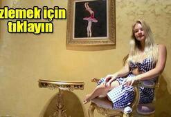 Liza Peskov: Hayalim Tarkan klibinde oynamak