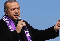 Cumhurbaşkanı Erdoğan: Afrinde zafere yaklaşıyoruz