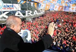 Cumhurbaşkanı Erdoğan: Hedefimizden verilecek en küçük taviz yok