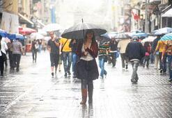 İstanbul yağmurla serinleyecek