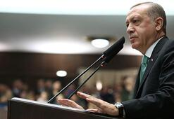 Cumhurbaşkanı Erdoğan, ittifakın adını açıkladı