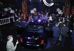 6 buçuk milyon liralık yeni Rolls-Royce Phantom Türkiyede ilk kez sergilendi
