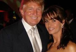 Trumpa bir şok da Playboy modelinden