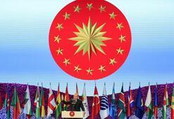 12. Cumhurbaşkanı Erdoğanın görevdeki ikinci yılı