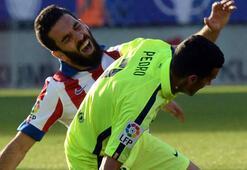 Atletico Madridde Arda kadroya alınmadı