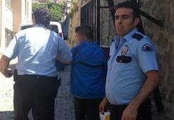 İstanbul polisi ile kapkaççı arasında nefes kesen kovalamaca