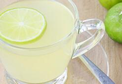 Limonlu suyun faydaları saymakla bitmiyor