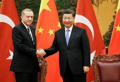 Son dakika... Erdoğan, Xi Jinpingle telefonda görüştü
