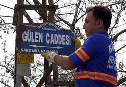 Başkentte Gülen isimleri tarih oldu
