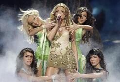 Eurovisionda dekolte yarışı