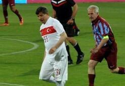 Davutoğlu, Trabzonda gol şov yaptı