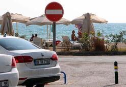 Sahil yolunun trafiğe kapatılması zengin-fakir tartışmasına dönüştü