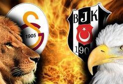 Galatasaray Beşiktaş maç sonucu ve özeti