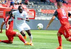 Gaziantepspor-Eskişehirspor: 3-2