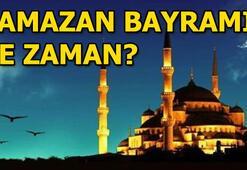 Ramazan Bayramı ne zaman 2018 Ramazan Bayramı tarihi...