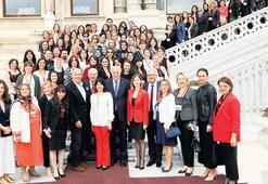 Kadınlar girişimci olursa şiddet görmez