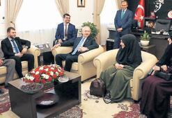 Kılıçdaroğlu Genç İmam Hatipliler'le görüştü
