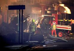 İngiltere'de patlama: 4 ölü