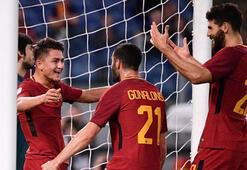 Roma, Cengiz Ünderin golüyle güldü