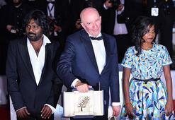Cannes Film Festivalinde ödüller sahiplerini buldu