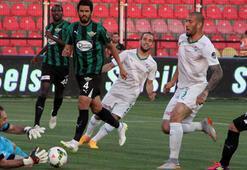 Akhisar Belediyespor - Bursaspor: 0-1