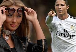 Cansu Taşkın çıldırdı Ronaldonun mesajlarını gösterdi
