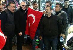 Ünlü sanatçılar, Mehmetçike destek için Hatayda