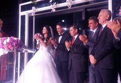 Galatasarayda düğün