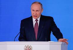 Son dakika: Putin yeni füzelerle dünyaya gözdağı verdi