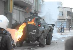 Adana'da korsan eylem