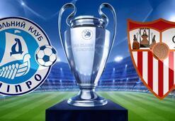 Dnipro Sevilla maç sonucu: 2-3