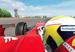 Ferrari'den sanal sürüş akademisi