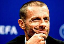UEFA Başkanı Ceferinden flaş FFP açıklaması