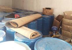 Şanlıurfada sahte ilaç imalathanesine baskın: 3 gözaltı