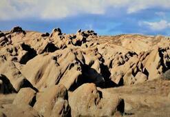 70 milyon yılık jeopark dünya jeoturizmine kazandırılacak