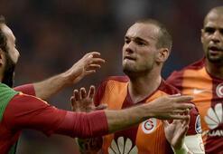 Wesley Sneijder resmen ayrıldı