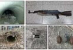 Başkalede terör operasyonu: 6 gözaltı