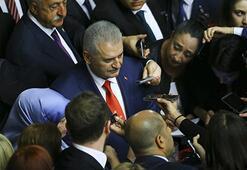 Başbakan Yıldırım: Lozan üzerinden siyaset yapmak Kılıçdaroğluna bir şey kazandırmaz