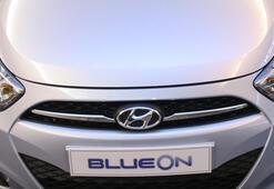 Hyundai'nin ilk elektrikli otomobili
