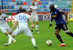 SAİ Kayseri Erciyesspor - Kardemir Karabükspor: 4-3
