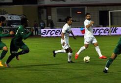 Eskişehirspor - Akhisar Belediyespor: 1-3