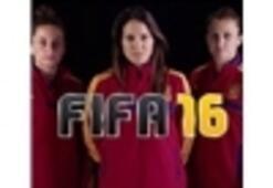 FIFA 16'ya Kadınlar Geliyor